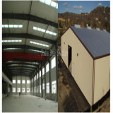 Magazzino della struttura d'acciaio di alta qualità di basso costo con ISO9001