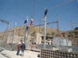 강철 구조물 건축 사이트
