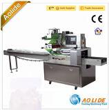 Machine complète d'emballage de matières premières en acier inoxydable pour produits alimentaires