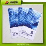 Brochure/tri-Vouwt VideoBrochure van het Scherm van de Druk 7inch LCD van de Bevordering de Pagina Aangepaste