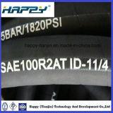 """HochdruckHydraulic Hose Pipe mit SAE100 R2 Dn 3/4 """""""