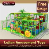 Terrain de jeux intérieure de haute qualité pour les enfants avec la CE a approuvé