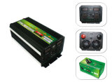 De Omschakelaars van de Hoge Frequentie DC24V AC220/240V 2000W met Digitale Vertoning (qw-M2000UPS)