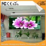Schermo pieno TV della parete di colore LED di HD P1.6 video per dell'interno