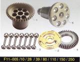 Pièces de rechange hydrauliques de pompe à piston du stationnement Pvp16 F12-60 F11-005 PV040 et pièces de réparation