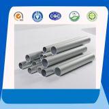 Matt Silver Anodized Aluminium Pipe