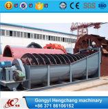 Máquina de lavar de areia de espiral de mineração de alta qualidade para Riversand