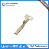 Pin 단말기를 주름을 잡는 자동 철사 연결관 배선