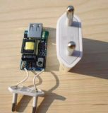 工場iPhone5/6/7のための卸し売り可動装置USBの充電器のアダプター