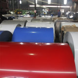 Mic15-25 Revestimiento de pintura de varios colores bobinas de acero PPGI