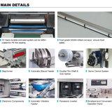 Volle automatische Kontaktbuchse-Drehverpackungsmaschine-horizontale Fernsteuerungsverpackungsmaschine