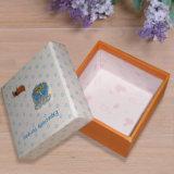 Caixa de presente de papelão de design fino personalizado para embalagem