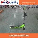 Jinhua、浙江のスクーターの品質管理の点検サービス