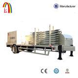 1000-680 automatische Farben-Stahlselbststützbogen-Dach-Art-Hochbau-Maschine
