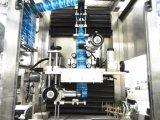 Automatische Belüftung-Etikettiermaschine für Flaschen-Karosserie und Schutzkappen