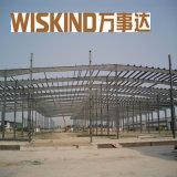 Estructura de acero del marco porta prefabricado de la alta calidad
