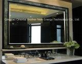Miroir de cadre avec miroir argenté en Chine fournit