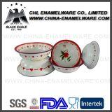 China Fornecedor durável cor sólida Lavatório de metal para banheiro