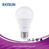 Bulbo ligero caliente E27 de la venta LED A60 7W LED