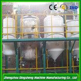 Schlüsselfertige Basis-grobes Pflanzenöl-Raffinierungs-Gerät