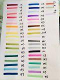 44 Farben paaren Spitze permanente Farbic Textilmarkierung