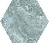 Hexagon Reeks van de Steen van de Ceramiektegel van de Decoratie van de Tegel Grote