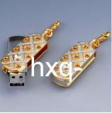 Azionamento di giro dell'istantaneo del USB del diamante (HXQ-D025)