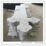 Cemetryのための中国の花こう岩の十字記念碑