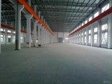 Entrepôt d'atelier de structure métallique de projet de l'Algérie