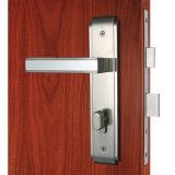 Zinc Alloy Full Plate Mortise Leverset Lock para privacidade
