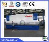 Macchina piegatubi di piastra metallica idraulica di CNC, macchina piegatubi della lamiera sottile (WC67K)