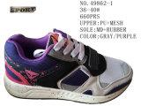 Numéro 49862 trois chaussures d'action de sport de femmes de couleurs