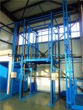 Обработка груза для высокого подъема платформы хранения здания