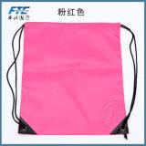 bolso de lazo de nylon de las compras 210d