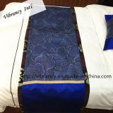 Cama de Hotel decorativos Runner/proveedor de ropa de cama