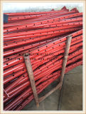 Paingting puntello d'acciaio registrabile ricoperto e galvanizzato di /Powder dell'impalcatura per costruzione