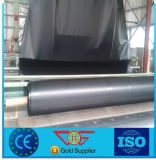 Presa plástica impermeable material Liner/HDPE Geomembrane del HDPE
