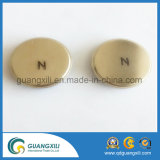 ディスクのモーターのための常置NdFeBのネオジムの磁石