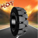 Venta caliente sólido Neumáticos 600-9 de la carretilla elevadora con precios baratos