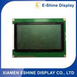 240128 Matriz de puntos LCD módulo de pantalla con luz de fondo verde