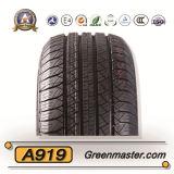 """Neumático radial del coche de Passager, neumático del coche de SUV UHP, neumático sin tubo de la polimerización en cadena, neumático (14 """" a 22 """")"""