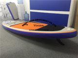 一口のボードはウォーター・スポーツのためのかい膨脹可能なサーフボードを立てる
