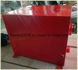 Serbatoio di combustibile d'acciaio rosso del contenitore di alta qualità