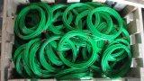 Corde galvanisée par emballage personnalisée DIN 3055 du fil d'acier 6X7+FC/Iws/Iwrc
