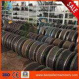 Máquina de fazer de pelotas de serradura de biomassa/Madeira/serradura/Saca/pastagem/casca de arroz