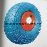 """Neumático inflable de 10 pulgadas 10"""" Rueda de goma X3.50-4"""