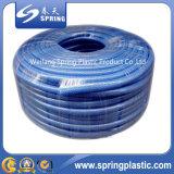 Manguito de jardín flexible del PVC para la irrigación del agua