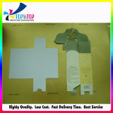 Logotipo personalizado papel blando Caja de tarjetas