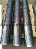 Película do PVC usada para o pano de tabela com o bom fornecedor da transparência