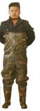 Trampoliere della cassa del PVC del rivestimento della maglia degli uomini